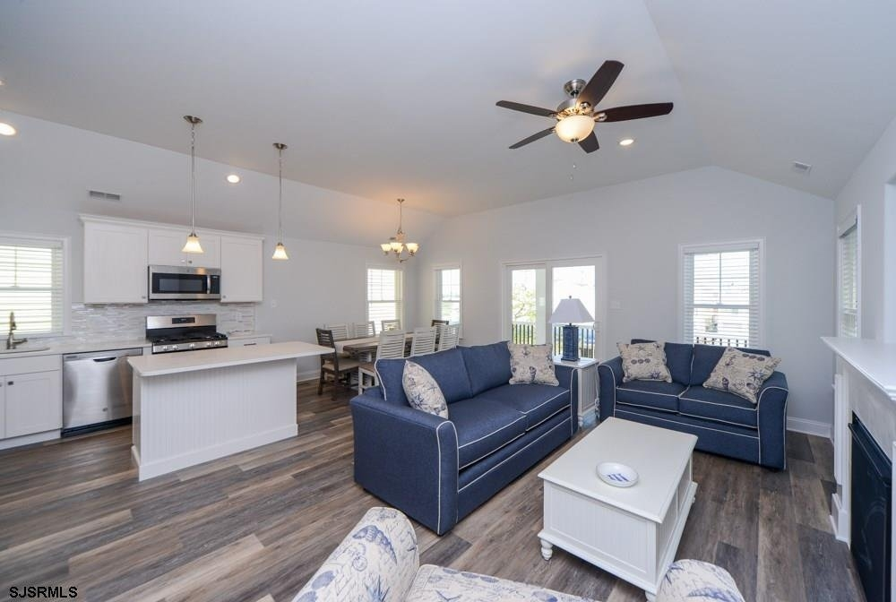 1151 Asbury Ave Unit #2, Ocean City, 08226 inside Kitchen Remodeling Ocean City Nj
