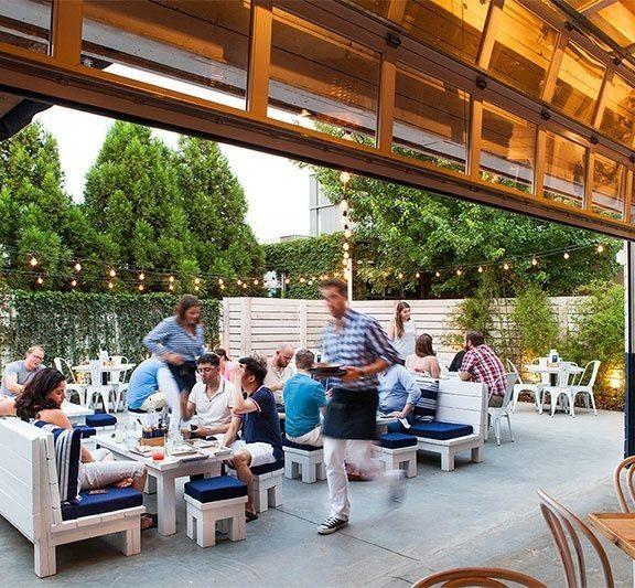 Restaurant Patio Ideas