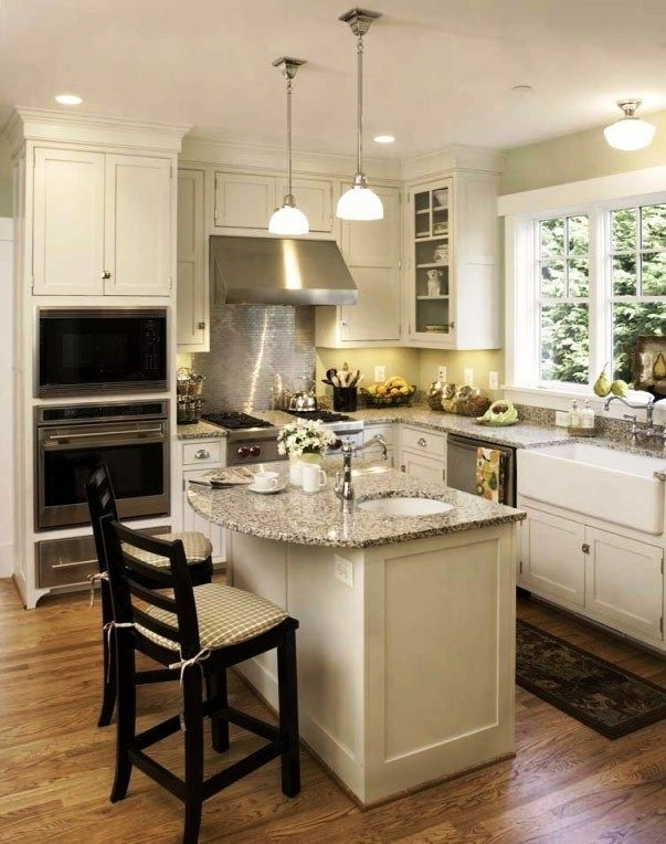 17 Best Ideas About Square Kitchen Layout On Pinterest intended for White Kitchen Design Ideas Pinterest