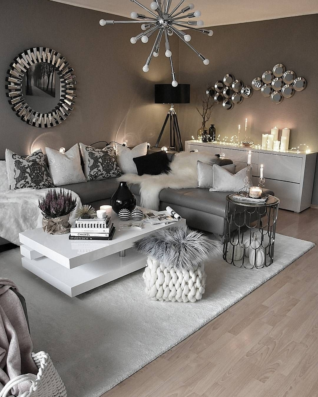 216K Followers, 428 Following, 656 Posts - See Instagram intended for Living Room Ideas Grey And Black
