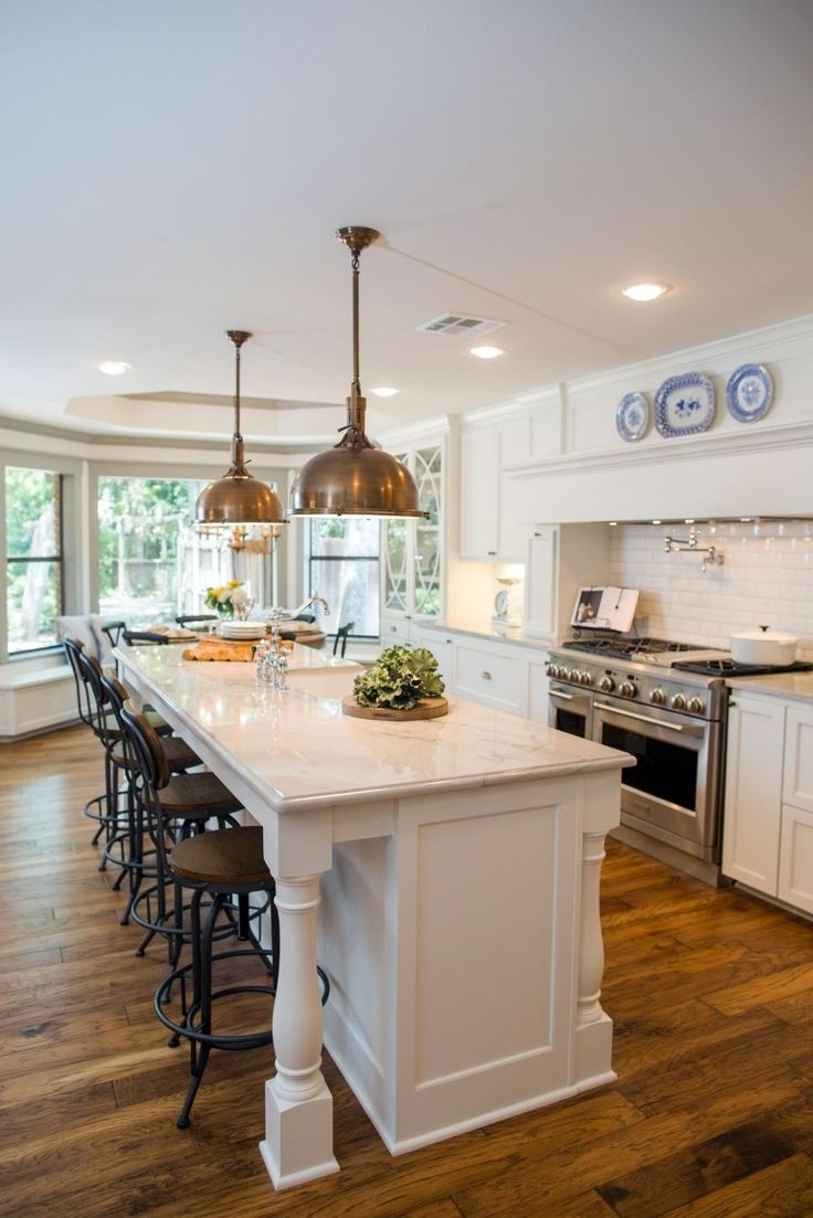 30 Best Kitchen Island Ideas To Get Inspired for Kitchen Design Ideas With Large Island