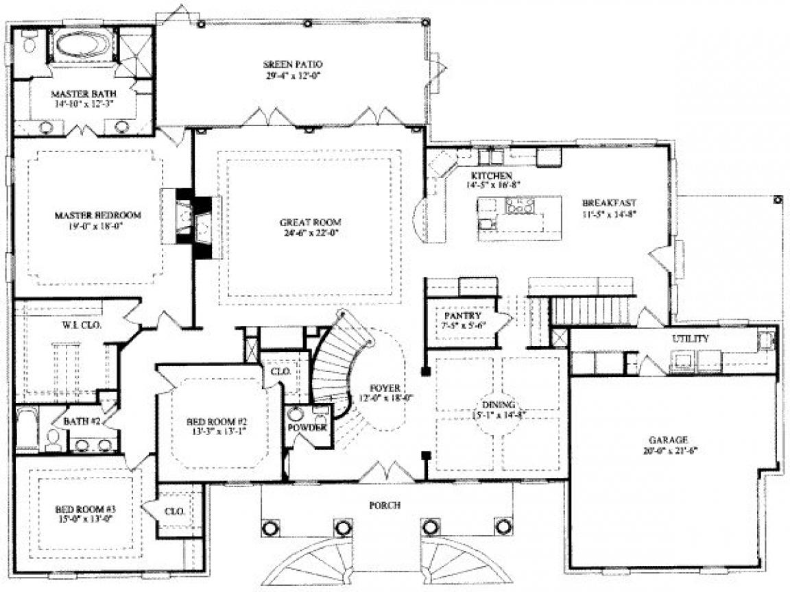 8 Bedroom Ranch House Plans 7 Bedroom House Floor Plans, 7 inside 8 Bedroom House Floor Plans