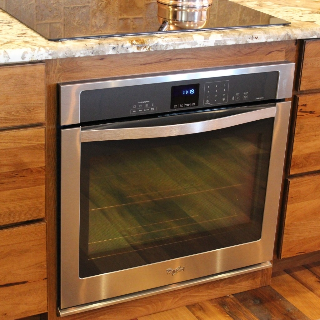 Built-In Oven Below Counter throughout Kitchen Remodeling Quad Cities