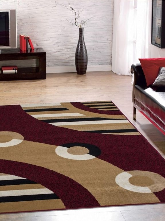 Living Room Throw Rugs