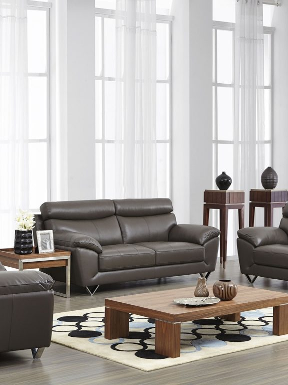 Leather Sofas For Living Room