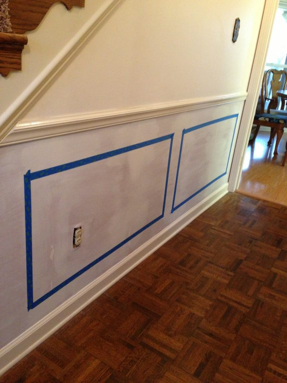 Diy Wainscoting Panels Mdf