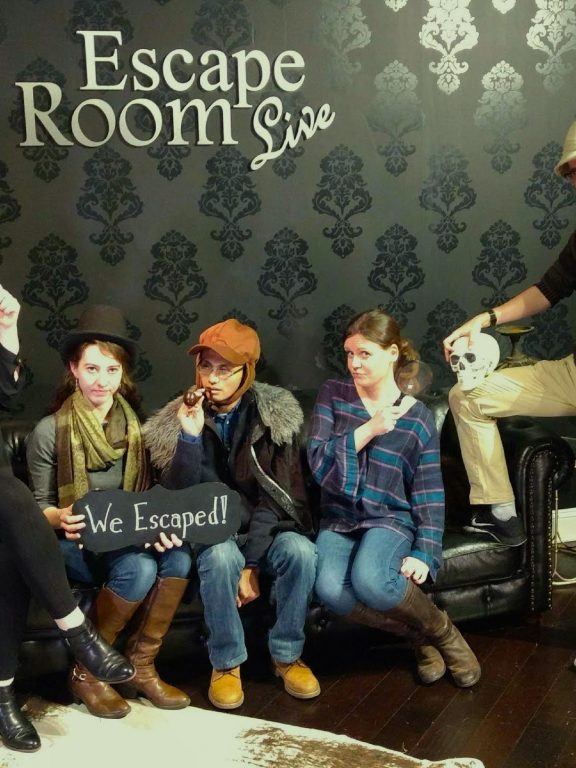 Escape Room Live
