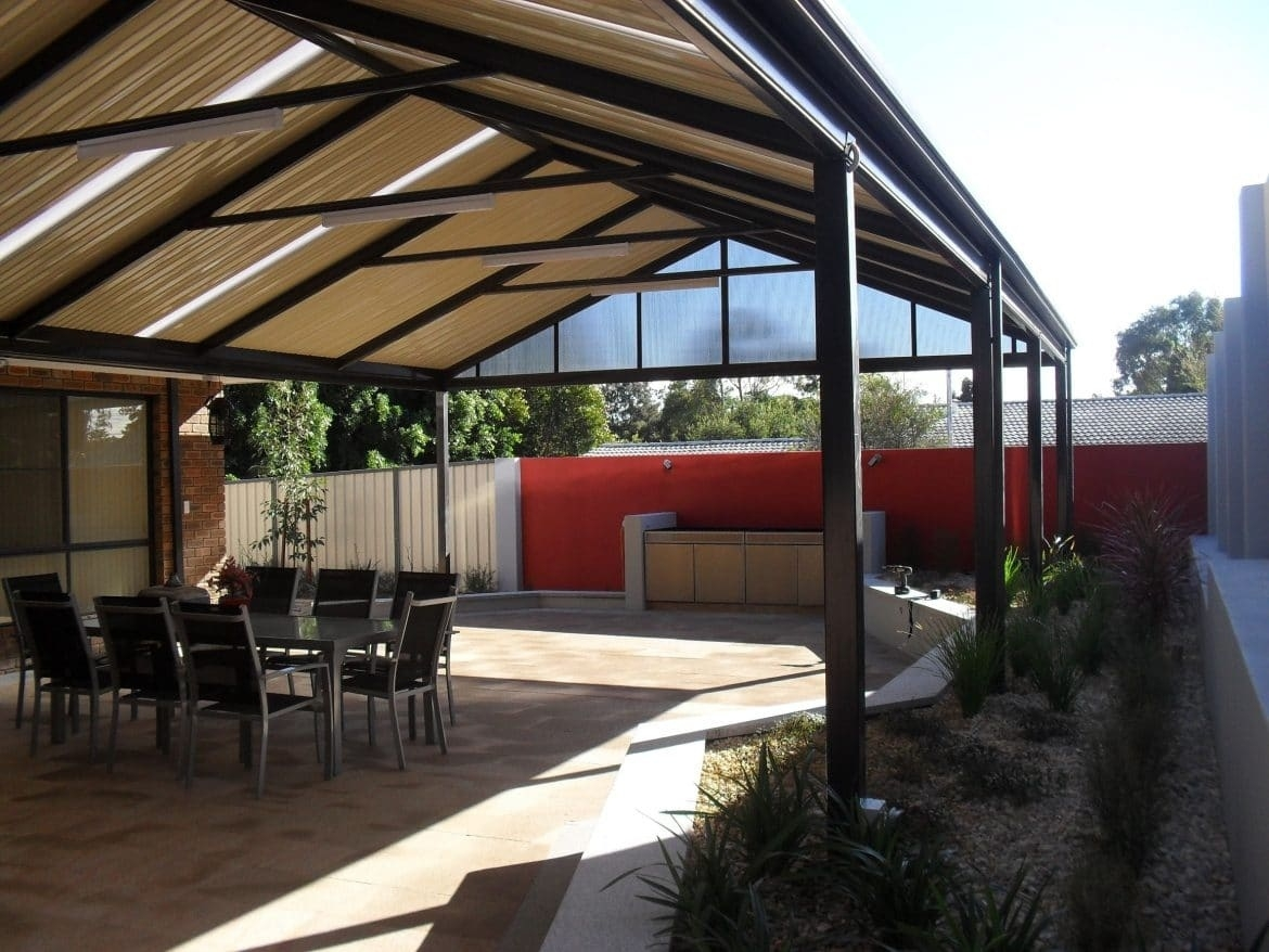 Gable Patios Perth | Heritage Style, Modern Finish | Abel in Gable Patio
