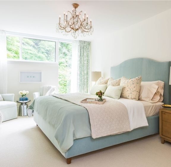 Duck Egg Blue Bedroom Ideas