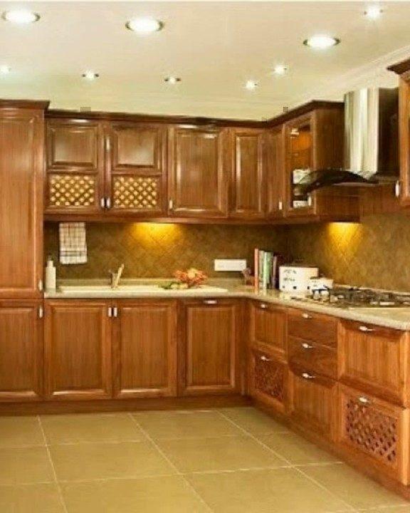 Kitchen Interior Design Photos India