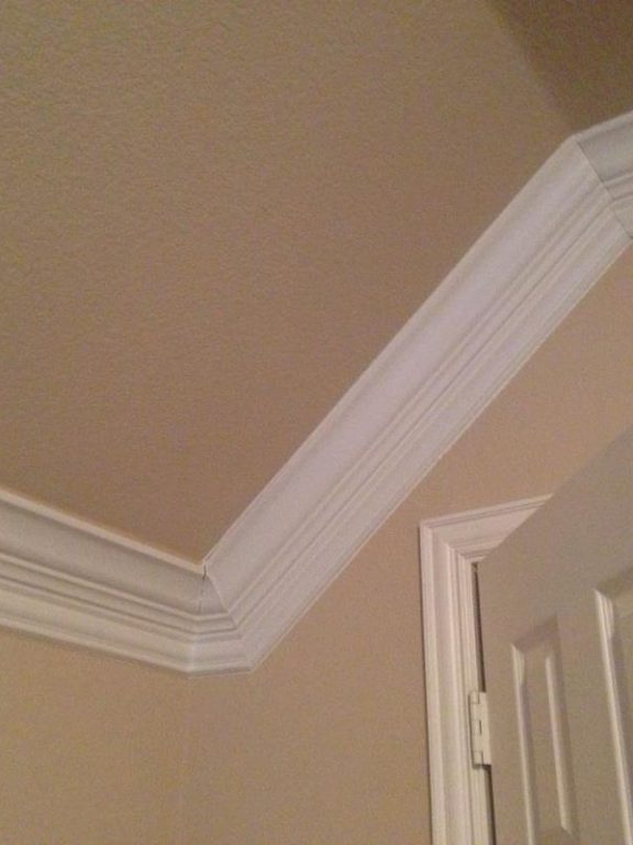 Crown Molding Angle Ceiling