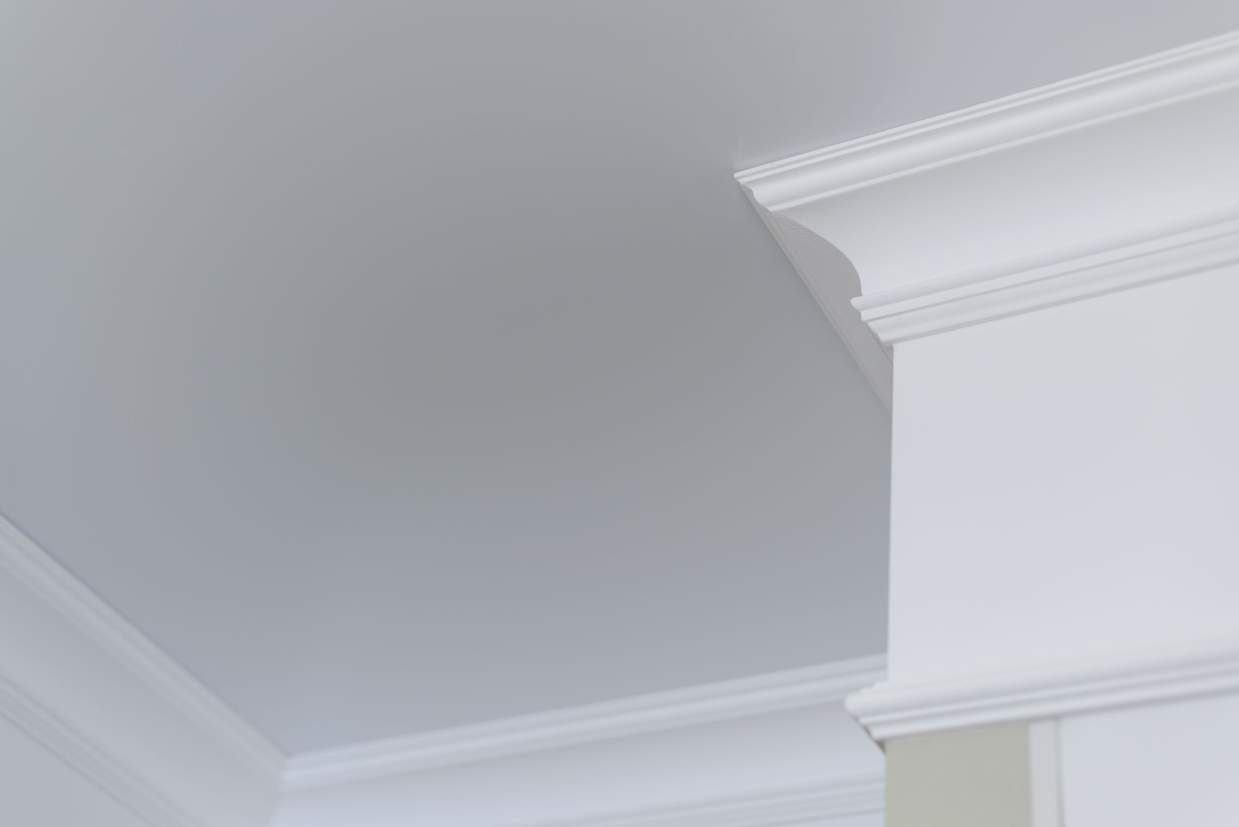 Crown Moulding Middle Of Wall
