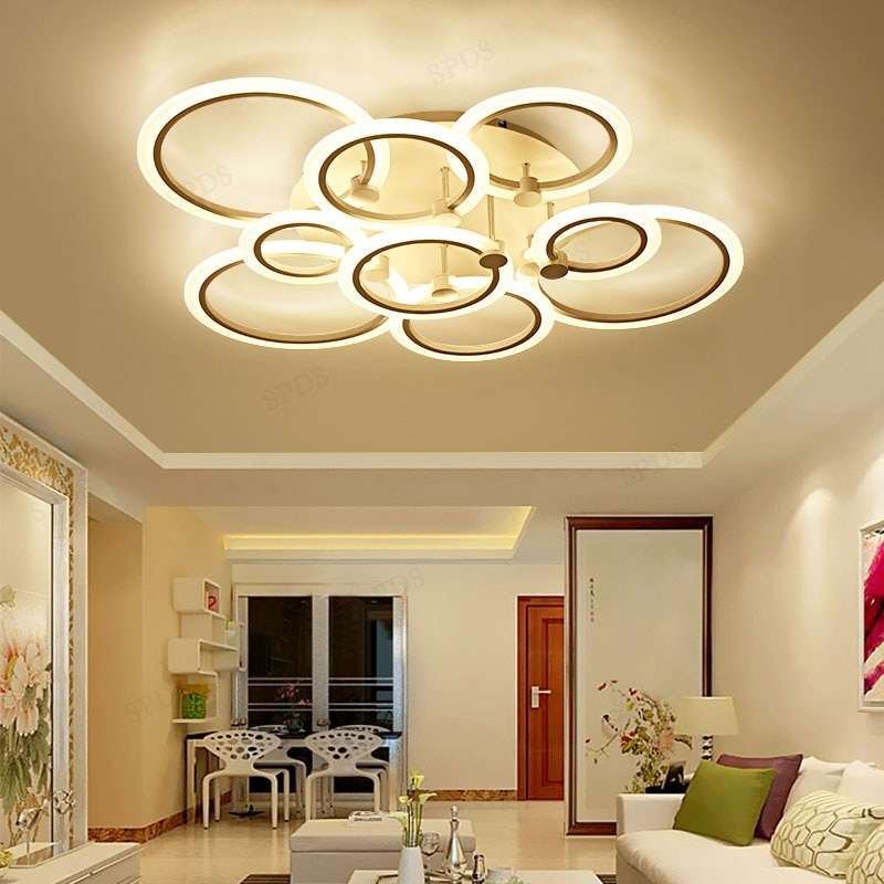 Ceiling Lights Living Room