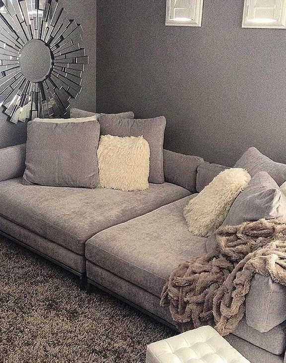 Extra Deep Couches Living Room Furniture