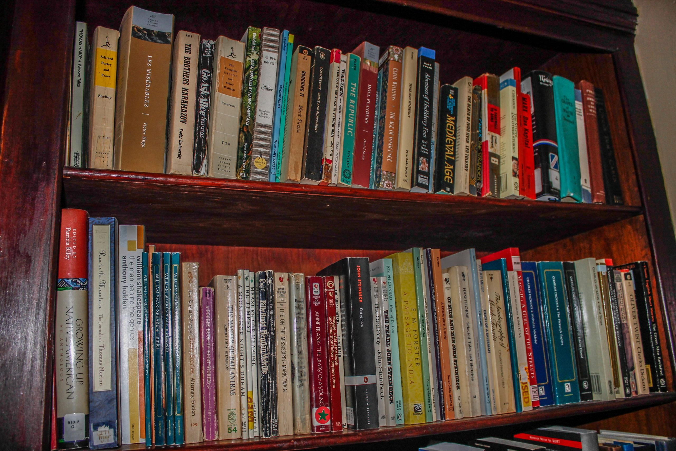 Lots Of Books On My Shelves - Caris Adel within Bookshelf Ideas For Lots Of Books