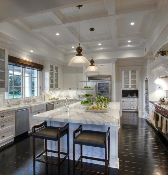 Kitchen Design Ideas With High Ceiling