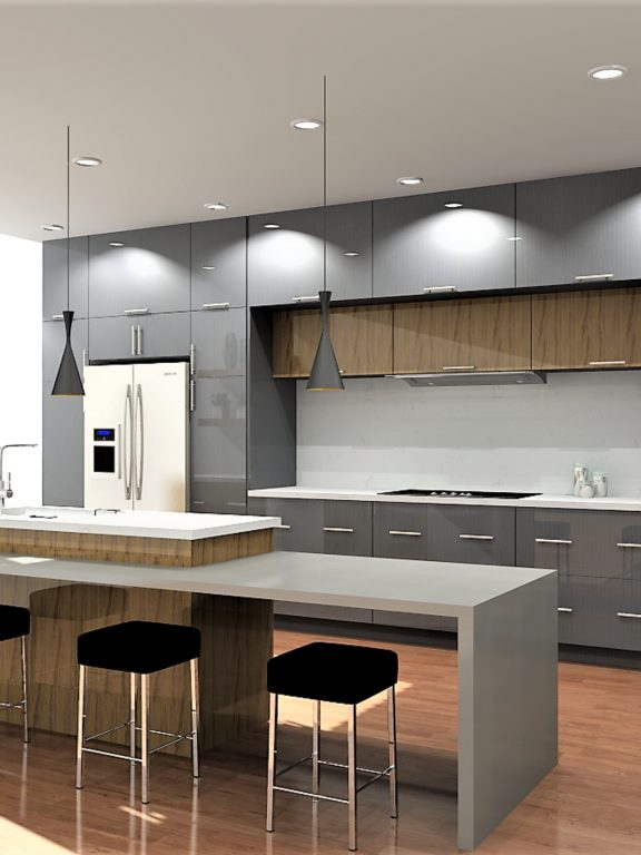 Modern Kitchen Design In Nagercoil