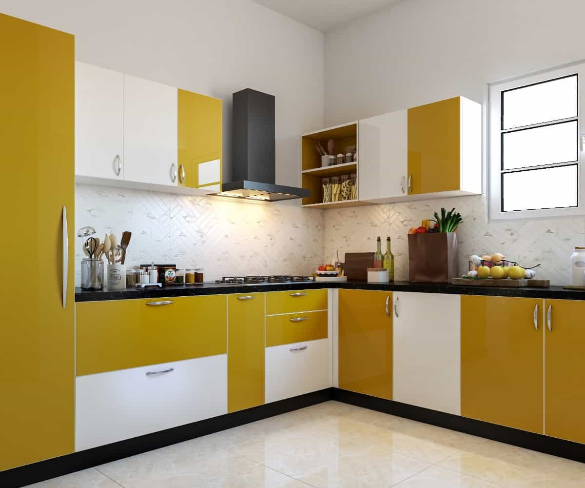 Modular Kitchen Designers In Bangalore - Magnon Interiors within Kitchen Interior Design Cost Bangalore