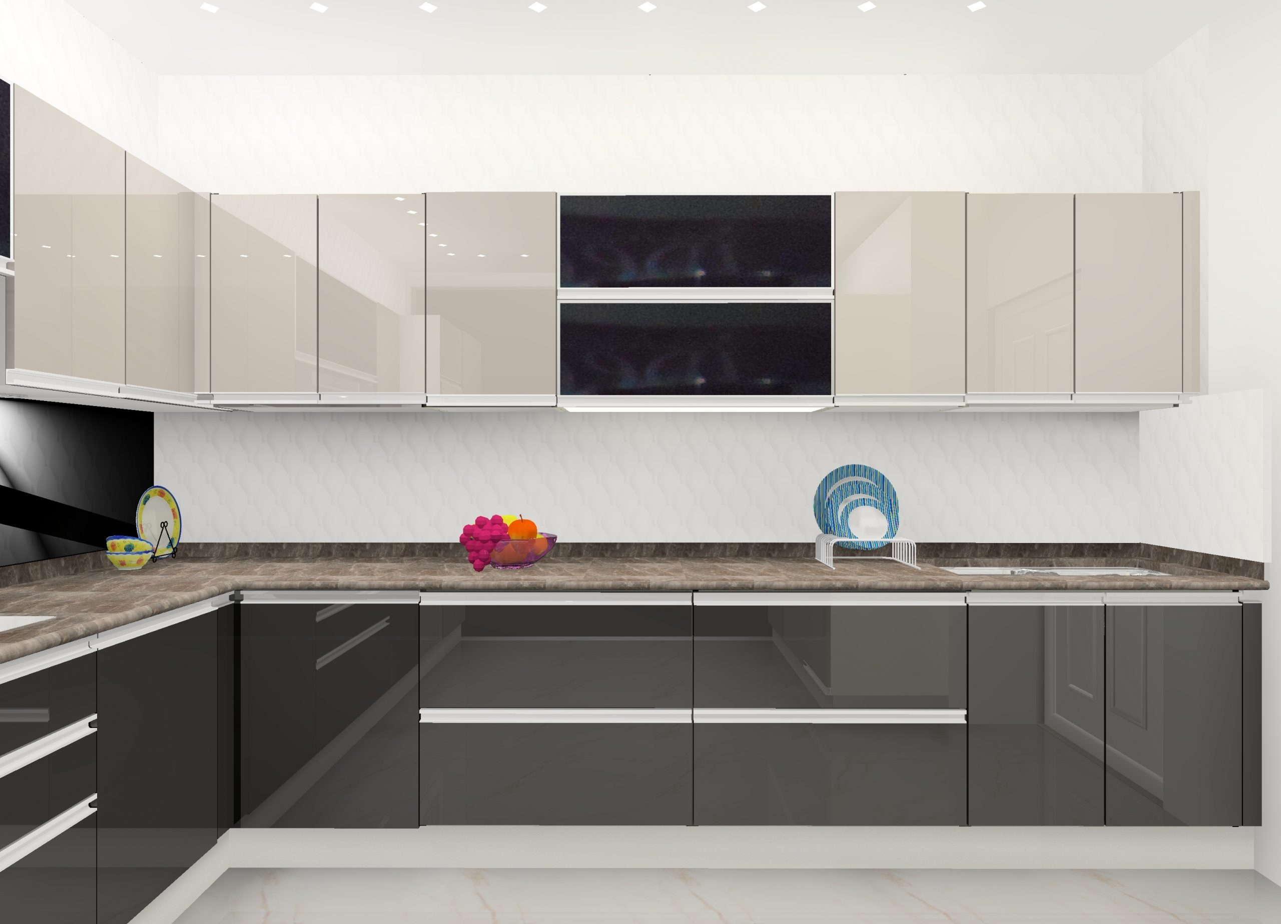 Modular Kitchen - Modular Kitchen Designers In Delhi Ncr with regard to Latest Modular Kitchen Design 2018