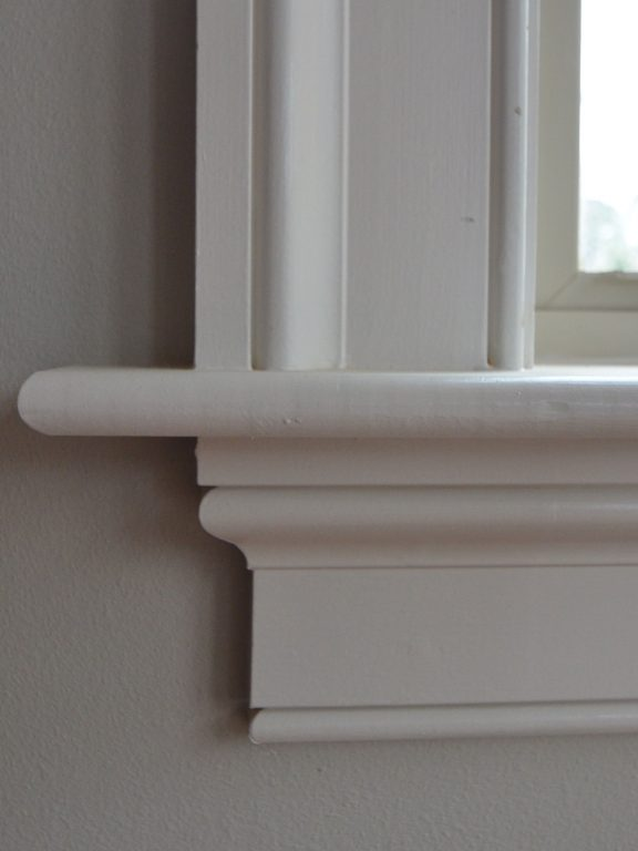 Crown Moulding Curved Wall