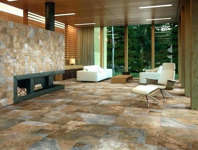 Natural Stone For The Makeover Of Your Individual Living Room regarding Living Room Floors