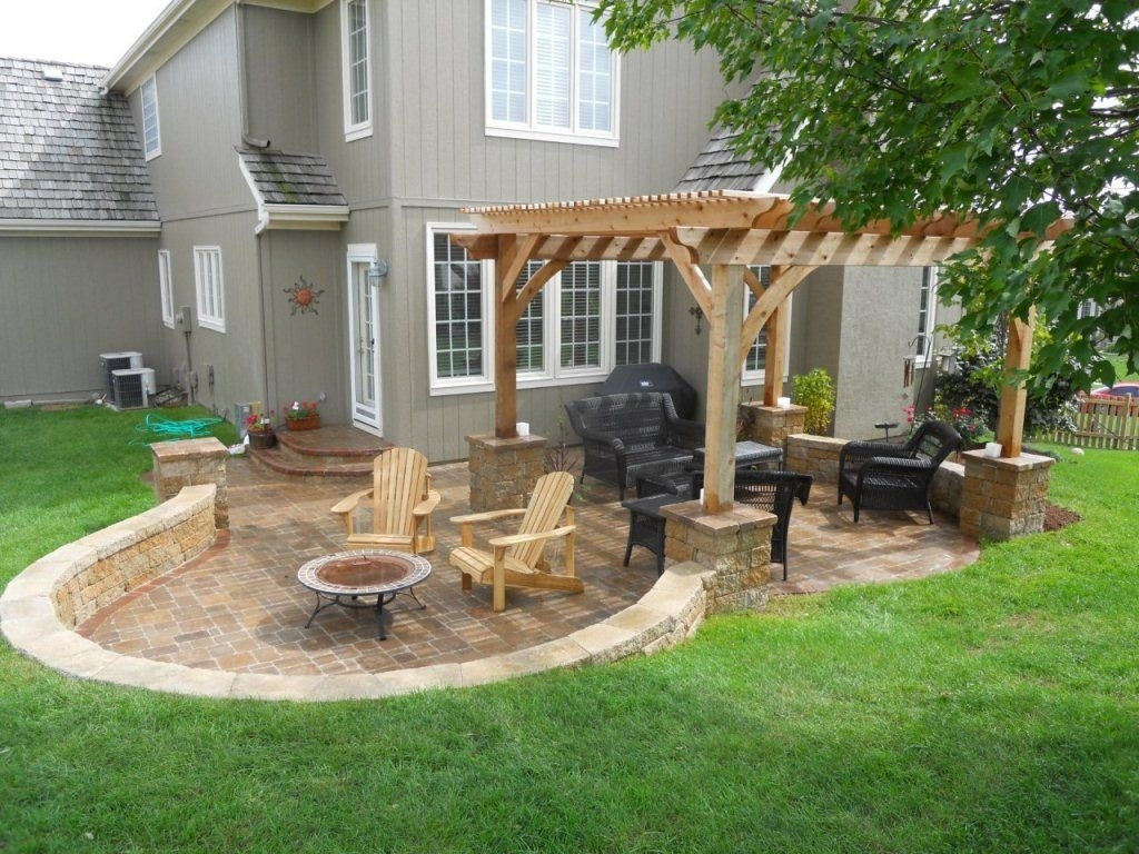 Patio Paver Designs Ideas 2013 - Pictures, Photos, Images throughout Small Paver Patio Ideas