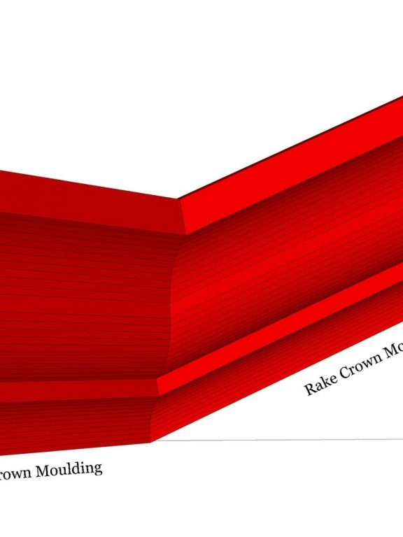 Crown Molding Angle Sheet