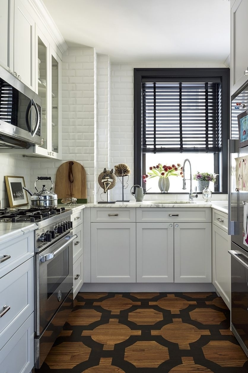 Stylish Small Kitchens - Simply Better Living with Tiny Kitchen Remodeling Ideas