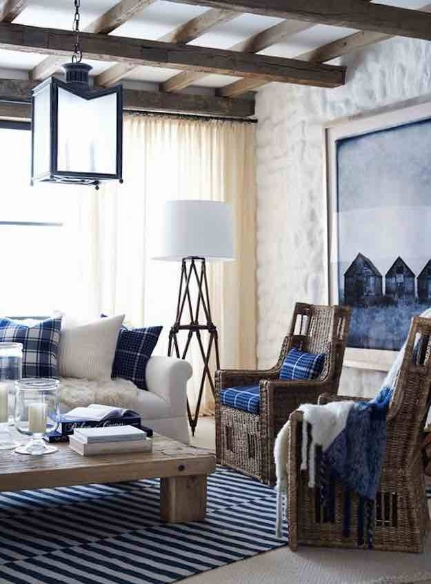 The Best Chic Blue And Brown Living Room Ideas within Blue And Brown Living Room Ideas