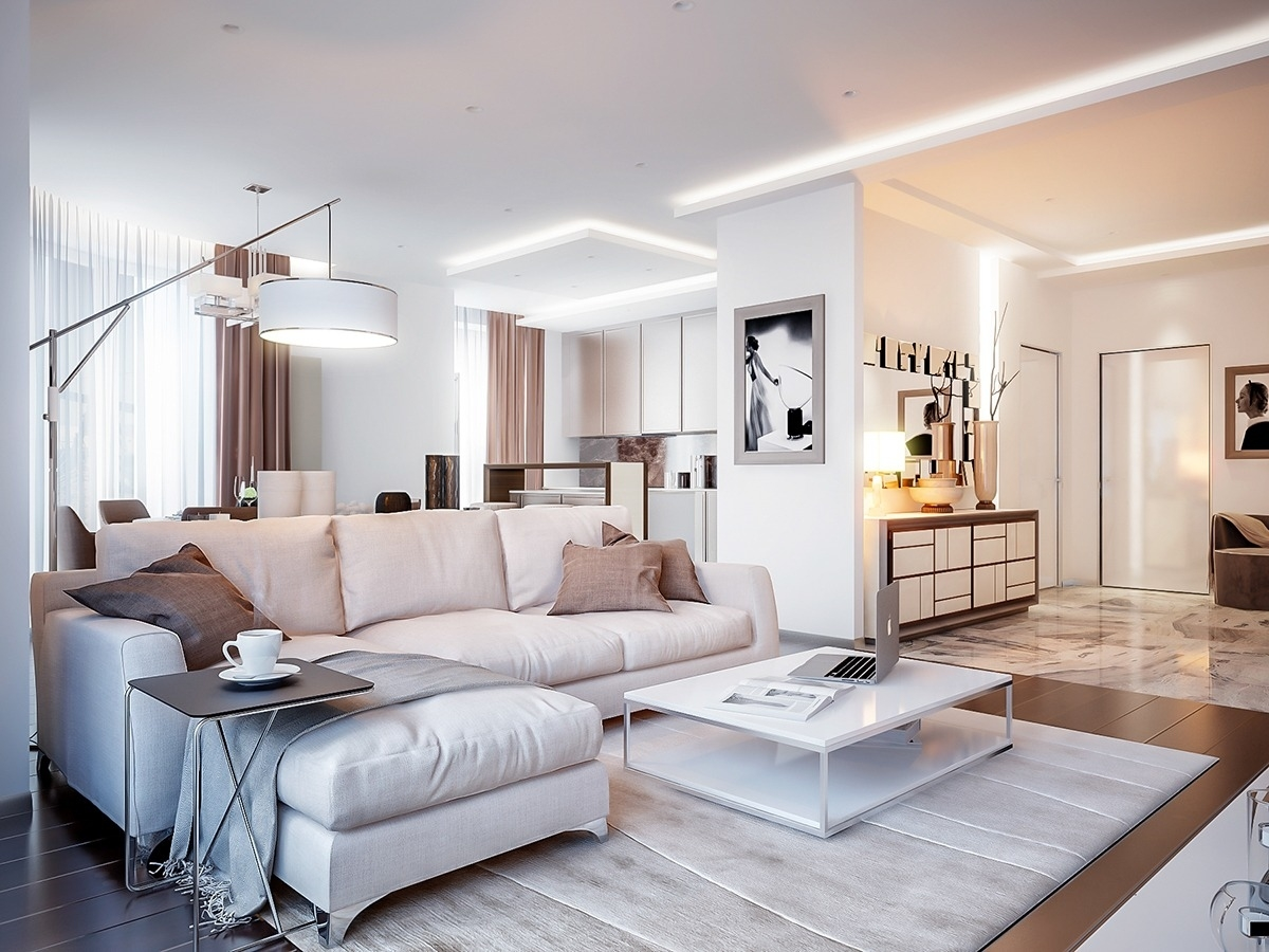 The Natural Side Of 3 Neutral Color Living Room Designs regarding Neutral Living Room Colors