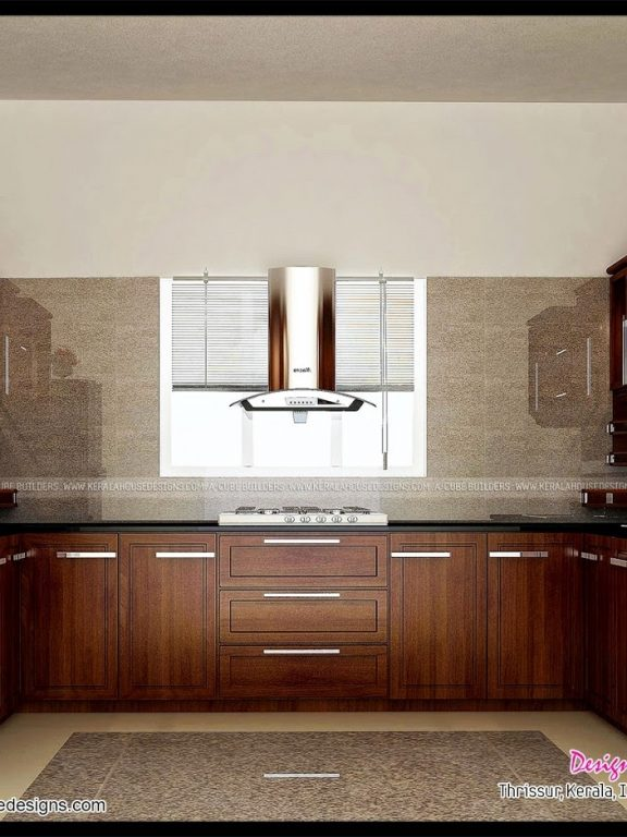Kitchen Interior Design Ideas Kerala