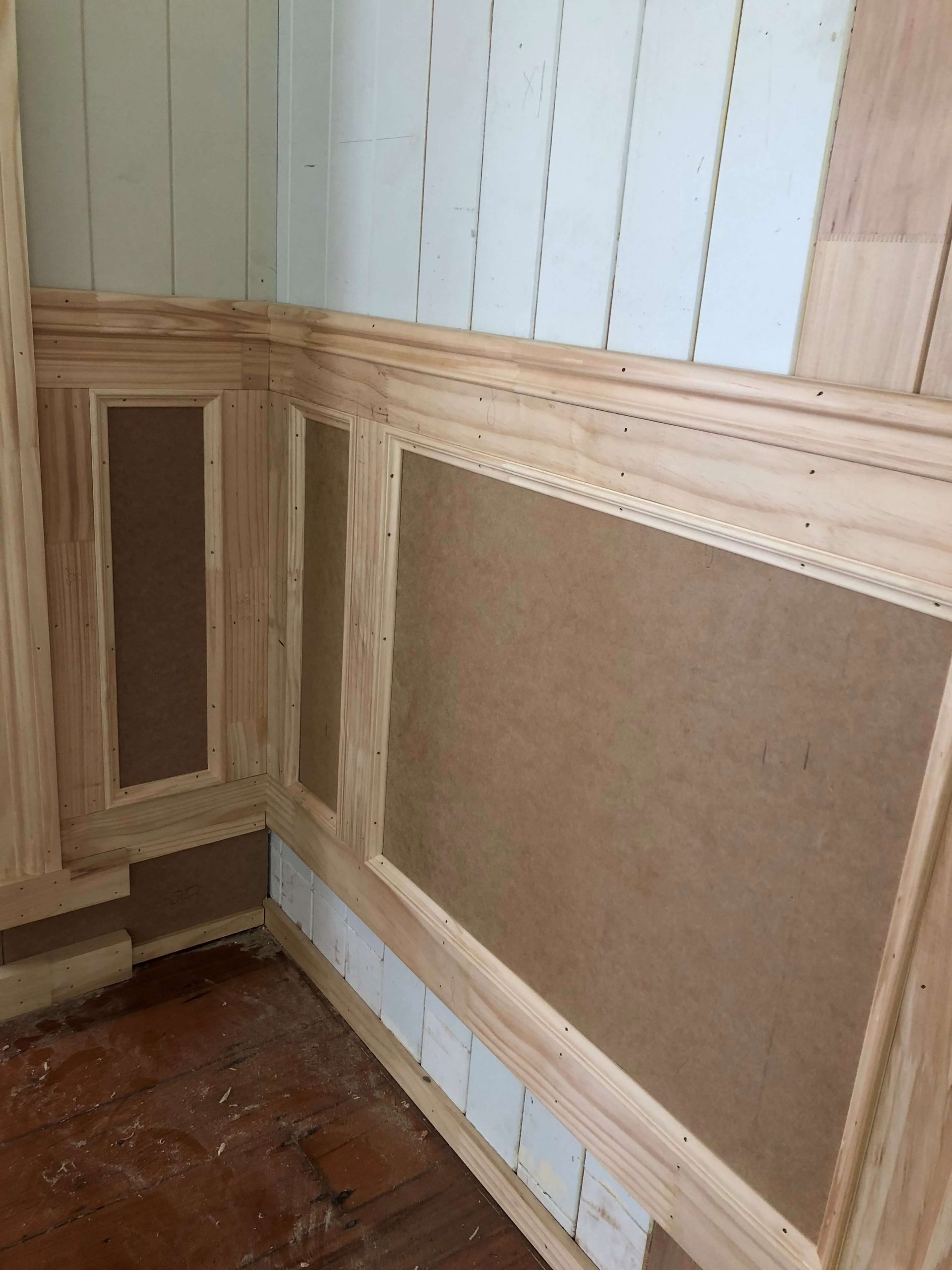 What Is Wainscoting Panels? | Intrim Moulding pertaining to Wainscoting Vs Board And Batten