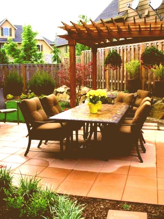 Home Patio Ideas