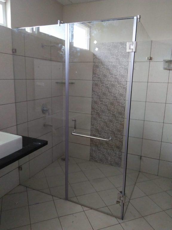 Bathroom Shower Partition Bangalore