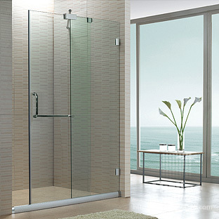 Bathroom Shower Partition India