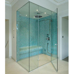 Bathroom Shower Partitions In Hyderabad