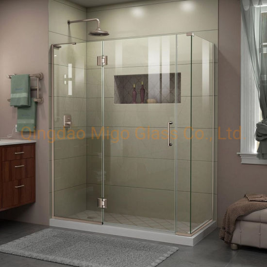 Home Depot Glass Shower Partition