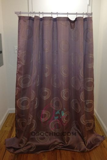 Shower Curtain Room Divider