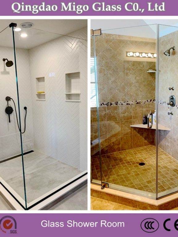 Shower Door And Partition
