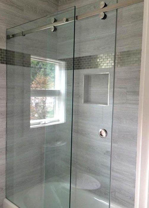 Shower Glass Partition In Dubai