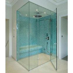 Shower Glass Partition Kerala