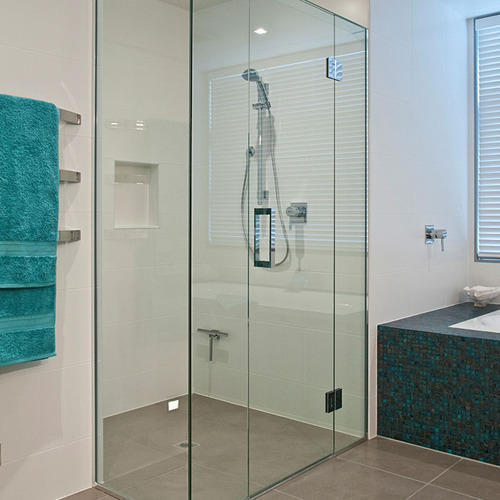 Shower Glass Partition Price