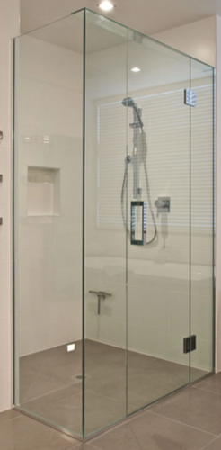 Shower Partition Glass Type