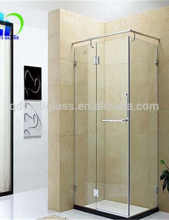 Shower Tempered Glass Partition