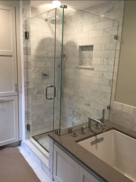 Types Of Shower Glass Partition
